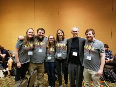 Linnaean Games Team 2018