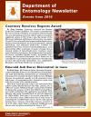 Department of Entomology Newsletter 2017